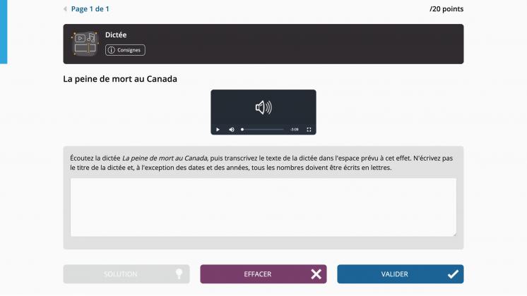 Ressource Externe : La peine de mort au Canada